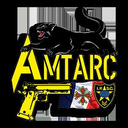 logo AMTARC header club de tir meauzac